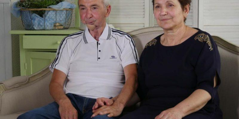 Радик Ананян со своей женой