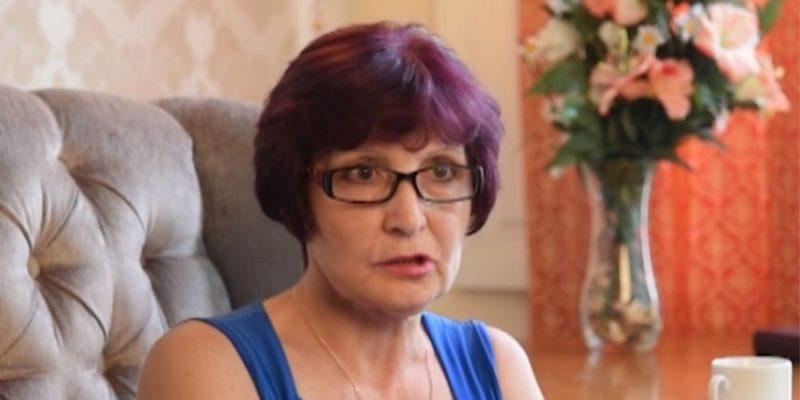 Людмила Доброва: рак полости рта и языка